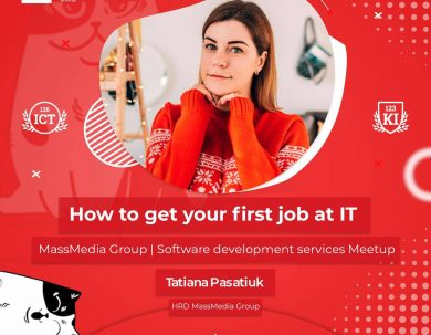 "Мітап ""How to get your first job at IT"""